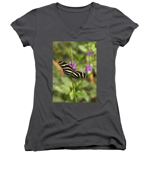 Natures Art Women's V-Neck