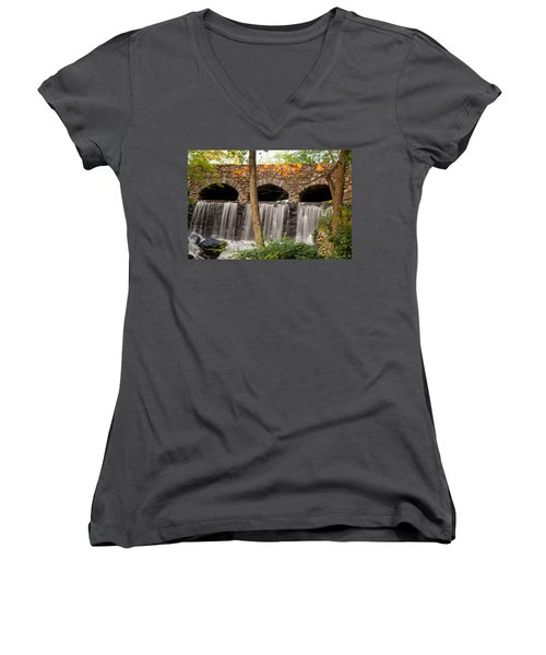 Old Industry Women's V-Neck
