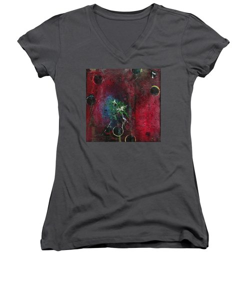 Passion 1 Women's V-Neck (Athletic Fit)