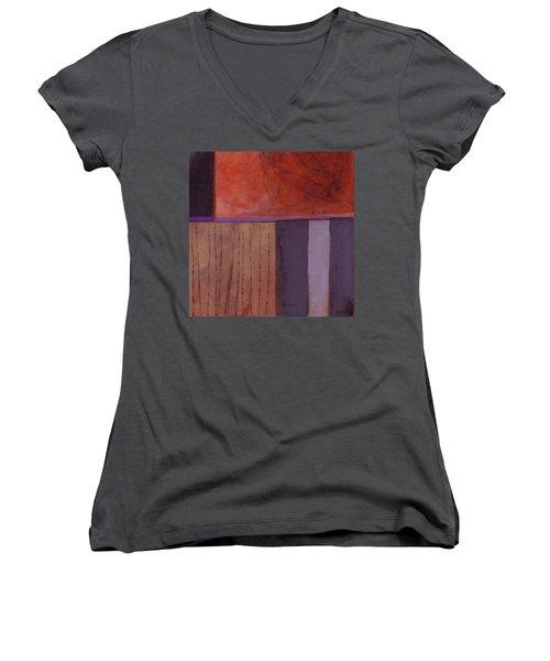 Resurging Dream Women's V-Neck T-Shirt