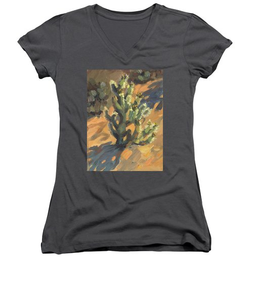 Santa Rosa Cholla Women's V-Neck