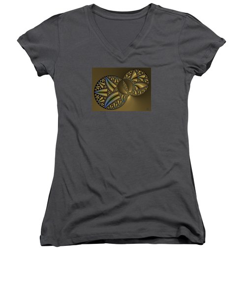 Senza Fine Women's V-Neck T-Shirt