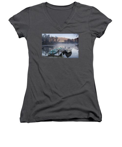 Small Port Women's V-Neck