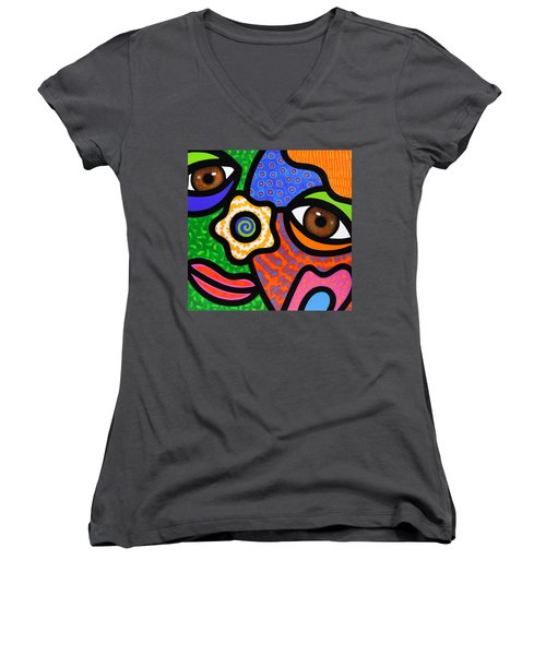Sweet Escape Women's V-Neck T-Shirt