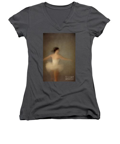 The Dance Women's V-Neck (Athletic Fit)