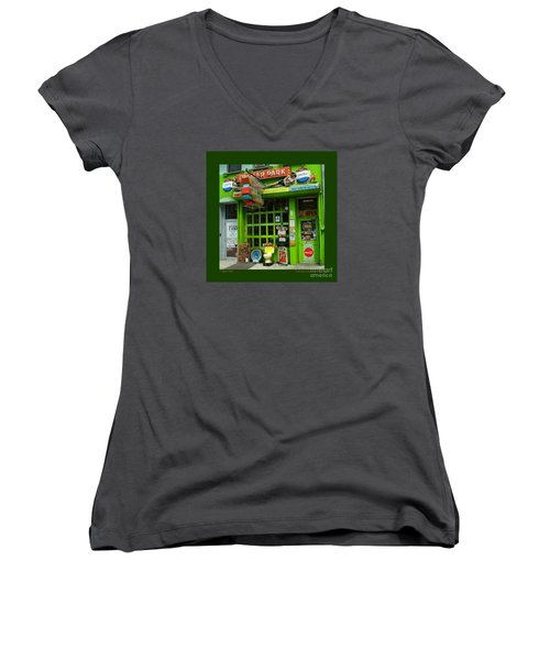 Trailer Park Women's V-Neck T-Shirt