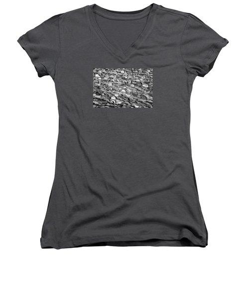 Lucky Coins II Women's V-Neck T-Shirt