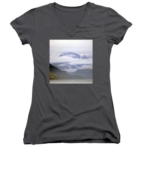 Alaskan Coast Women's V-Neck