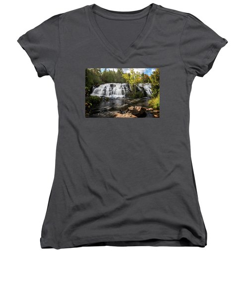 Bond Falls Women's V-Neck