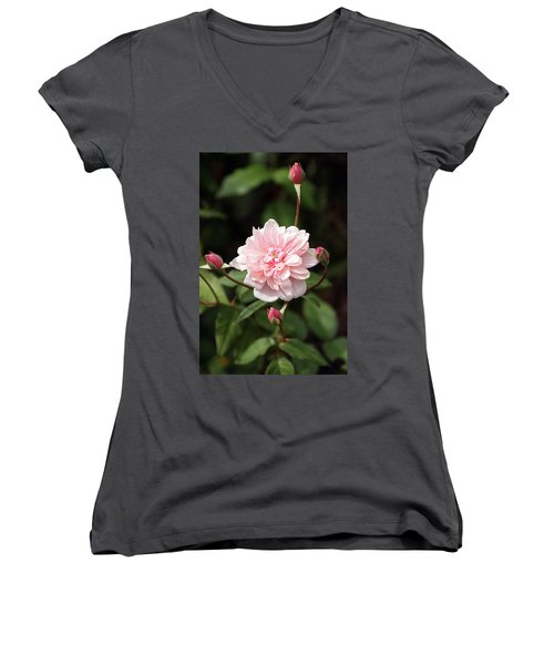 Budding Women's V-Neck