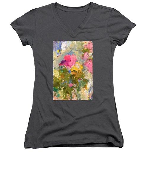 Callahan Women's V-Neck T-Shirt