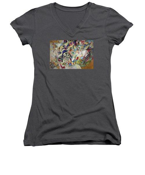 Composition Vii Women's V-Neck T-Shirt