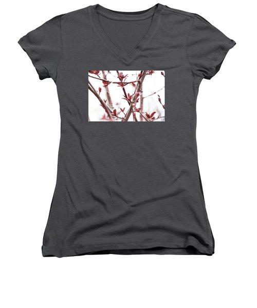 Emerge -  Women's V-Neck T-Shirt