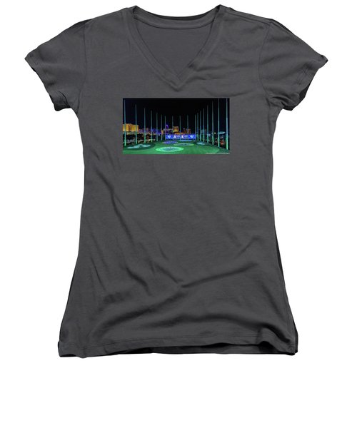 Fourrrrrrrr Women's V-Neck T-Shirt
