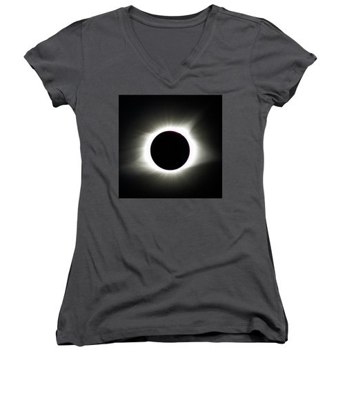 Maximum Totality Women's V-Neck (Athletic Fit)