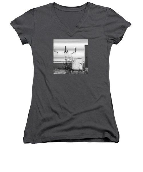 Provincetown Women's V-Neck T-Shirt