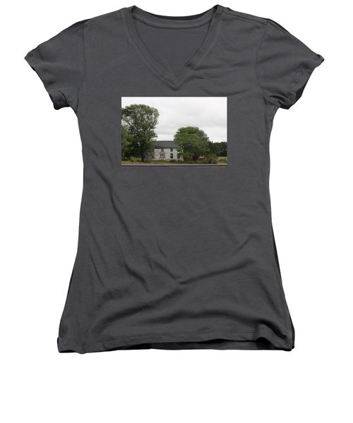 Randolph County Women's V-Neck T-Shirt