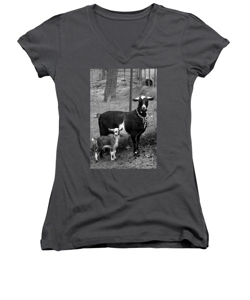Stand By Me Women's V-Neck (Athletic Fit)