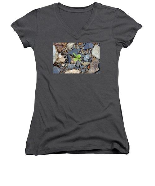 Stand Out From The Crowd Women's V-Neck