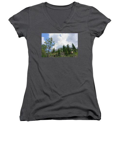 Still Life Women's V-Neck (Athletic Fit)