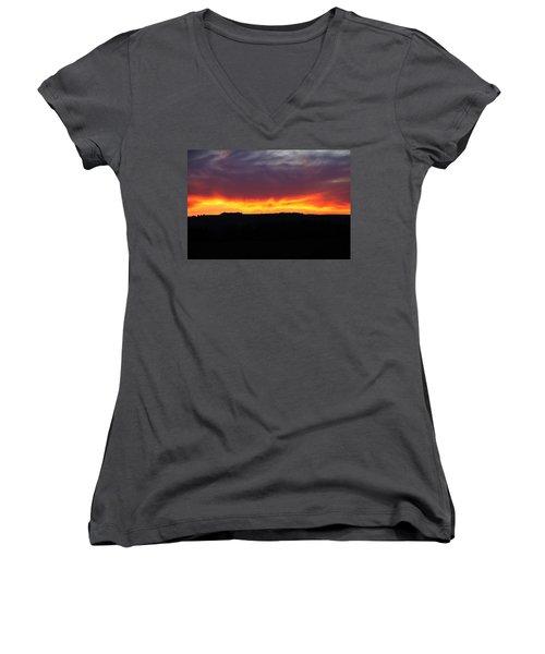 Stirrings Women's V-Neck T-Shirt
