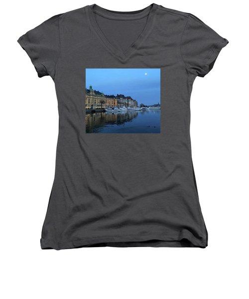 Take Me There Women's V-Neck T-Shirt