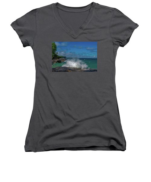 The Coves Women's V-Neck T-Shirt