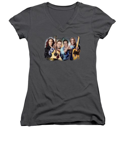 The Eagles Women's V-Neck T-Shirt