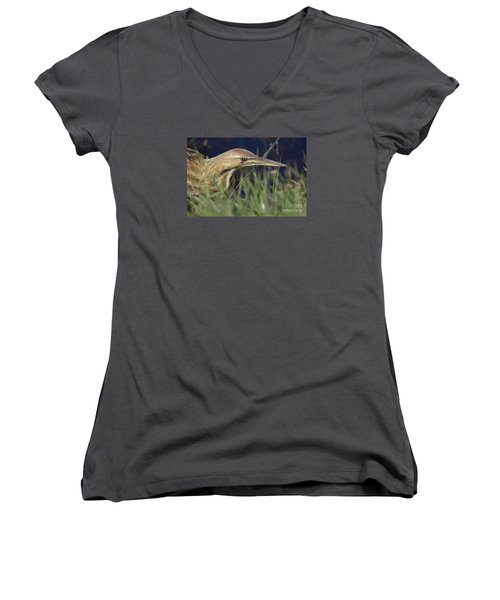 The Hunt Women's V-Neck (Athletic Fit)
