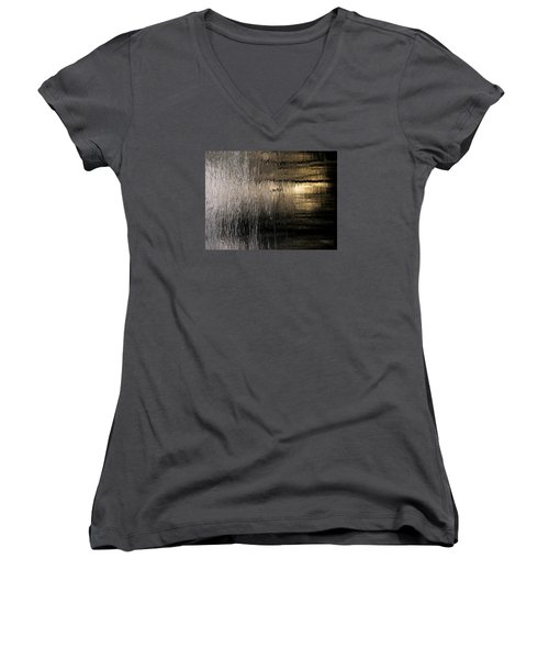 The Other Half Women's V-Neck (Athletic Fit)
