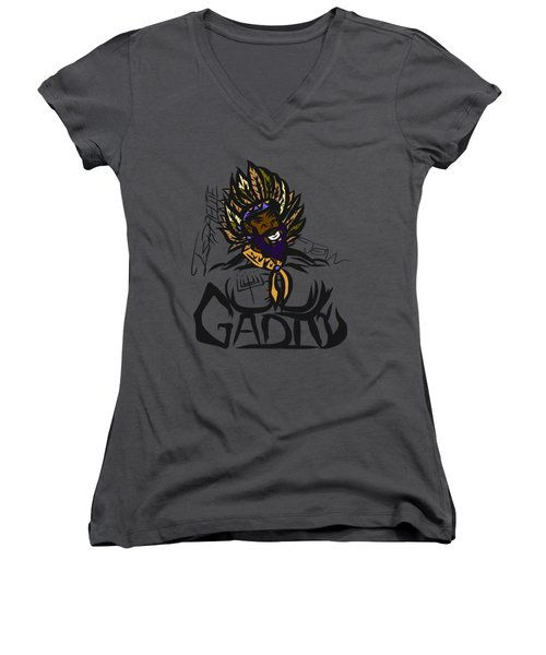 Tribe Of Gad Women's V-Neck