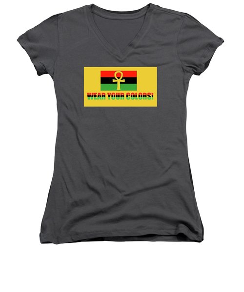 Wear Rgb Women's V-Neck