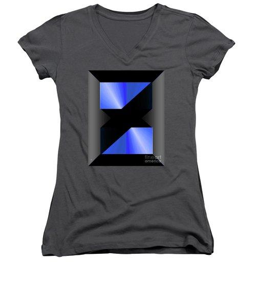 1204-2017 Women's V-Neck T-Shirt