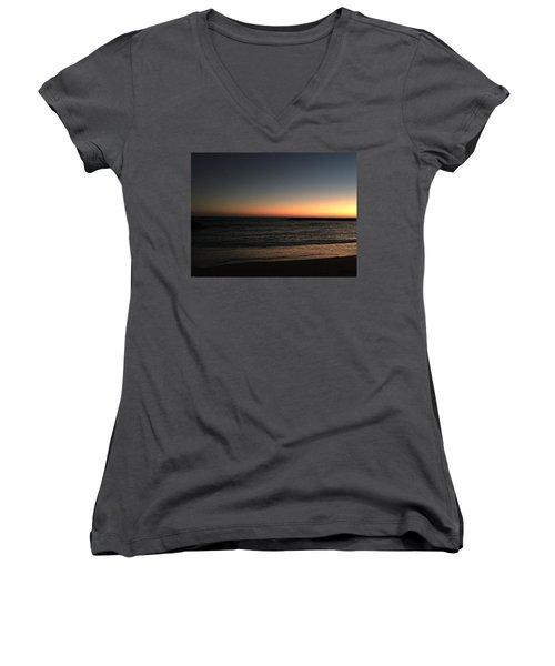 Untitled  Women's V-Neck T-Shirt