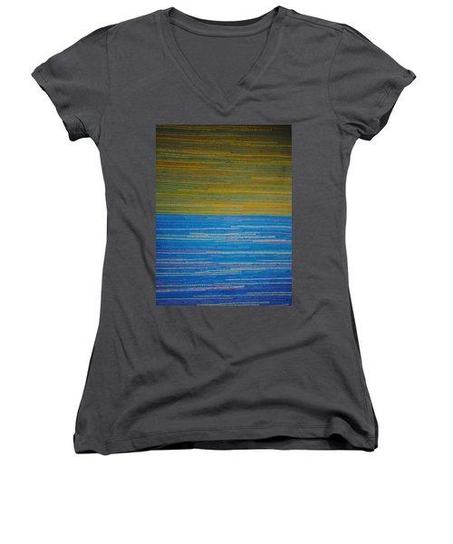 Identity Women's V-Neck T-Shirt (Junior Cut)
