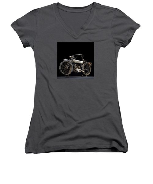 1917 Triumph Model H Women's V-Neck