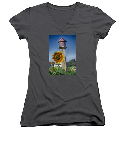 End Of Season Women's V-Neck T-Shirt