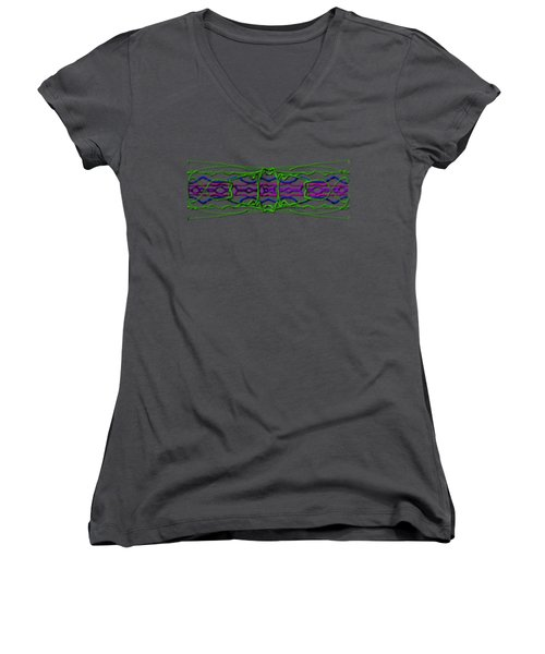 Inspirartion Women's V-Neck (Athletic Fit)