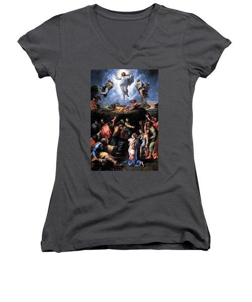 The Transfiguration Women's V-Neck