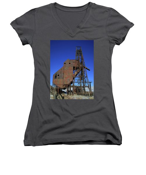 Theresa Mine Women's V-Neck