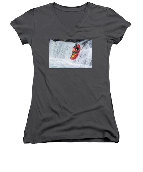 Alf Women's V-Neck T-Shirt