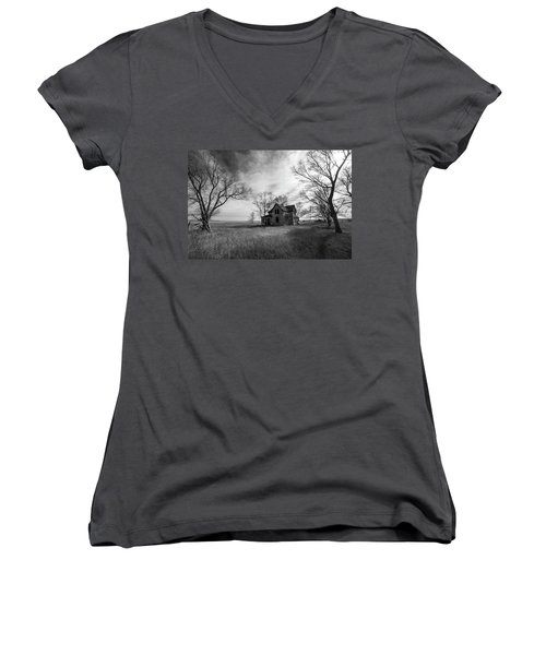 Forgotten  Women's V-Neck