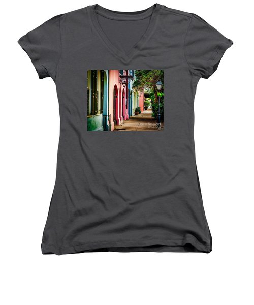 Charleston Women's V-Neck