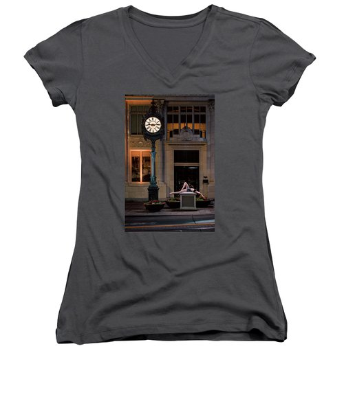 915 Women's V-Neck (Athletic Fit)
