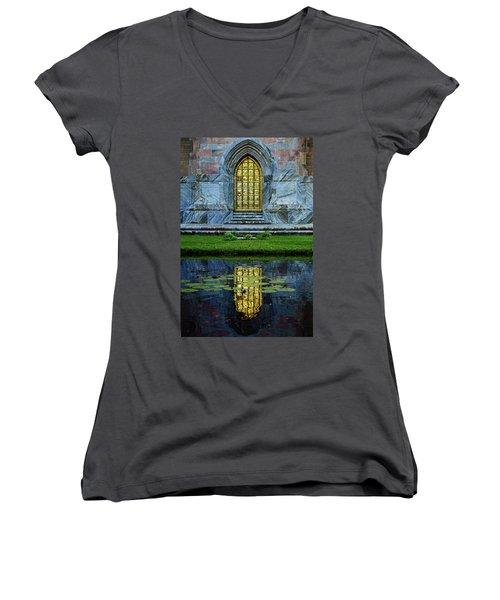 A Dream Fulfilled Women's V-Neck T-Shirt
