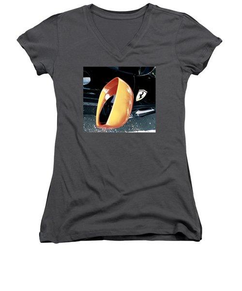 A Horse Women's V-Neck T-Shirt