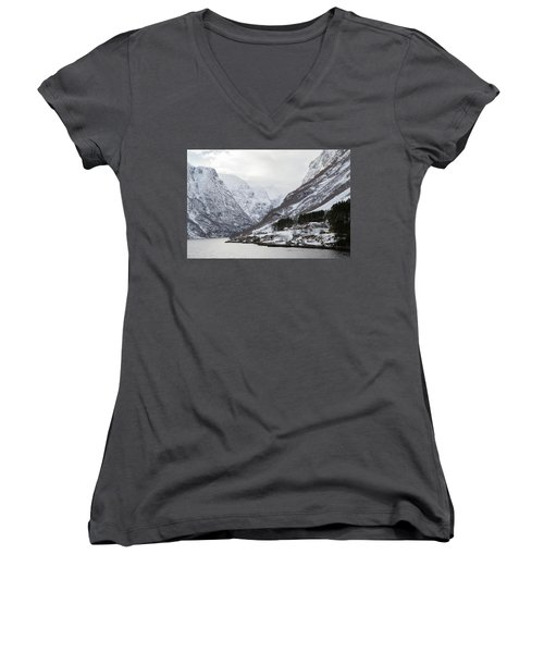 A Quiet Life Women's V-Neck