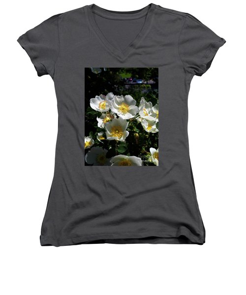 A Short Life But A Merry One Women's V-Neck