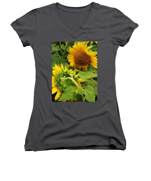 A Tired Friend Women's V-Neck T-Shirt
