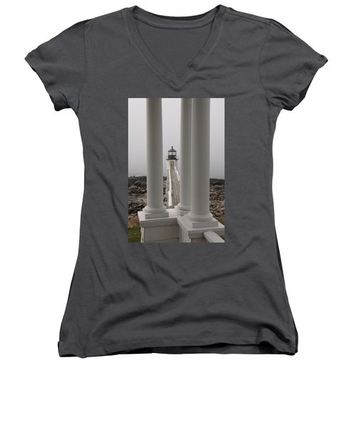 A View From The Porch Women's V-Neck